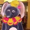 Маскарадный слоник