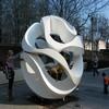 Скульптура Ивонны Доменге