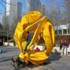 Скульптура Ивоны Доменге
