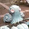 Бирюзовый осьминог